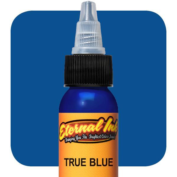 Tinta de Tattoo Eternal Ink True Blue 30ML