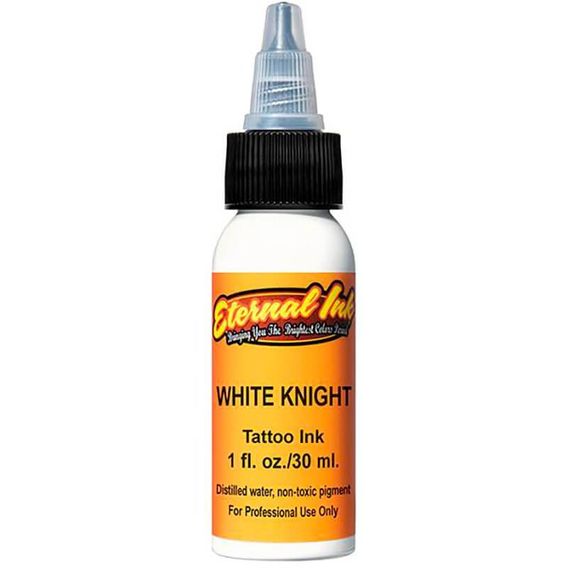 Tinta de Tattoo Eternal Ink White Knight 30ML