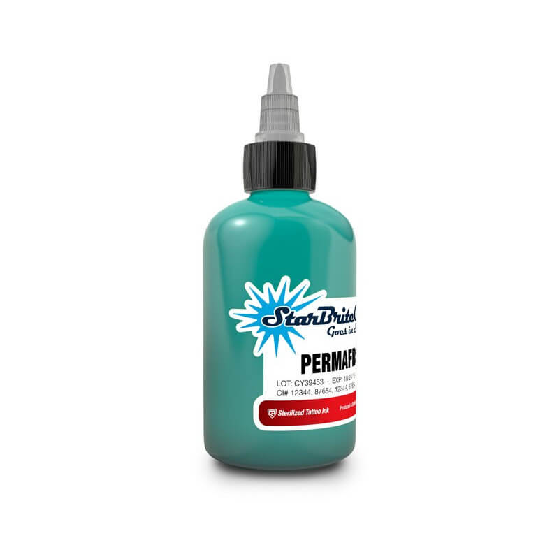 Tinta para Tattoo StarBrite Colors Permafrost 30ml