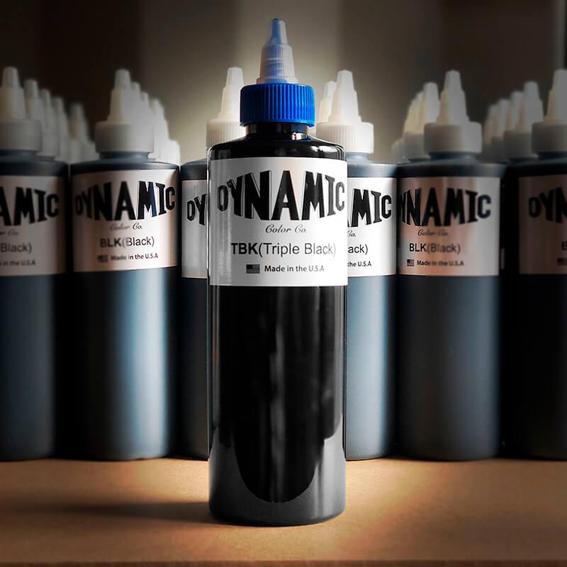 Tinta para Tatuagem Dynamic TBK 240 ML