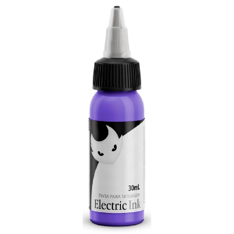 Tinta para Tatuagem Lilás Electric Ink 30ml