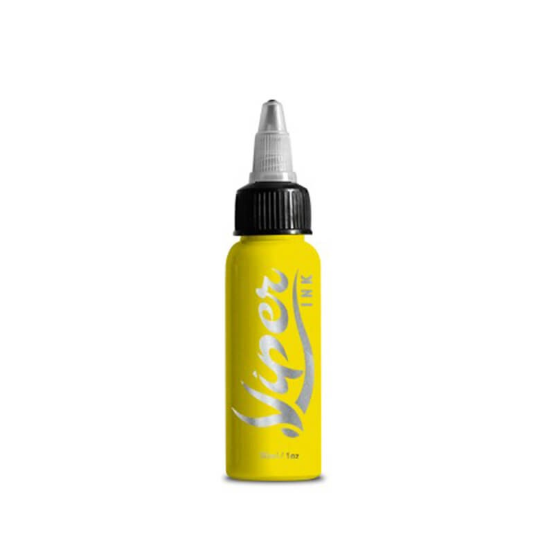 Tinta Viper Ink Amarelo Canário 30ml