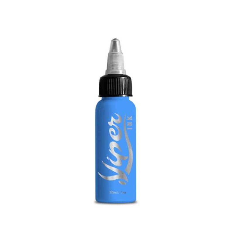 Tinta Viper Ink Azul Bebê 30ml