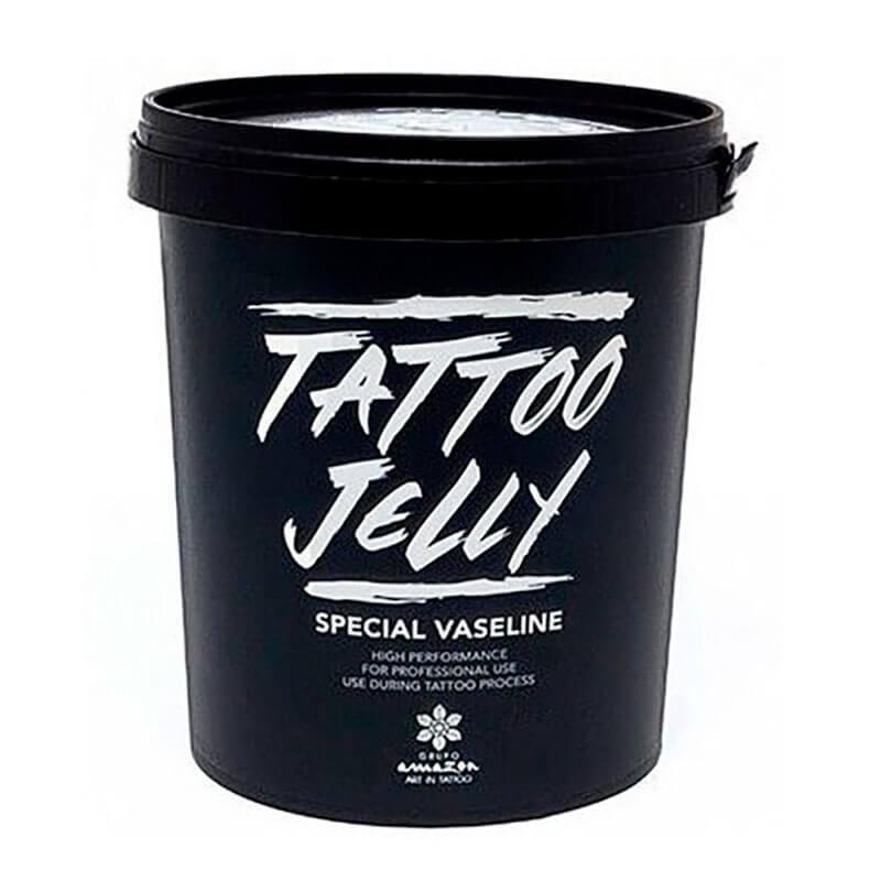 Vaselina para Tatuagem Especial Tattoo Jelly 440g