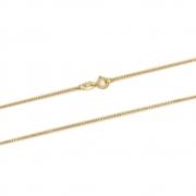 Corrente Ouro 10k Elo Groumet 45 cm
