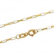 Corrente Ouro 18k Elo Cartier 60 cm com 1,7 mm de Espessura