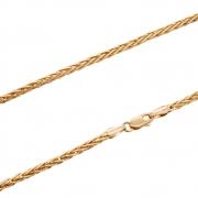 Corrente Ouro 18k Elo Palmeira 45 cm