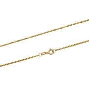 Corrente Ouro 18k Elo Veneziana 40 cm