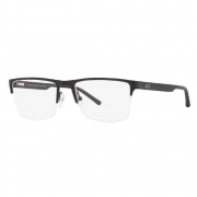 Óculos de Grau Armani Exchange com Fio de Nylon Masculino AX1026L