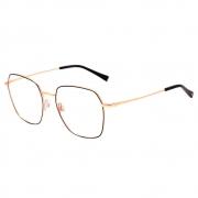 Óculos de Grau Atitude Hexagonal Feminino AT1660
