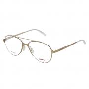 Óculos de Grau Carrera Unissex Aviador com Travessão CA6663