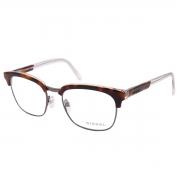 Óculos de Grau Diesel Clubmaster Unissex DL5127