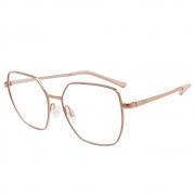 Óculos de Grau Grazi Feminino Quadrado GZ1014
