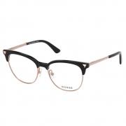 Óculos de Grau Guess Feminino Gatinho GU2798-S