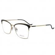 Óculos de Grau Hickmann Feminino com Fio de Nylon HI1056