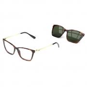 Óculos de Grau Mormaii Swap 3 Clip-On Polarizado M6081