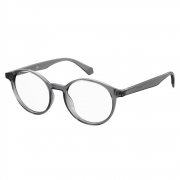 Óculos de Grau Polaroid Redondo Unissex PLDD380