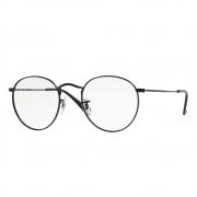 Óculos de Grau Ray-Ban Round Unissex RB3447VL