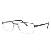 Óculos de Grau Stepper com Fio de Nylon Masculino SI-60011