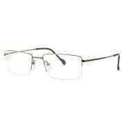 Óculos de Grau Stepper com Fio de Nylon Masculino SI-60033