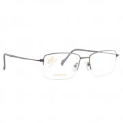 Óculos de Grau Stepper com Fio  de Nylon Masculino SI-60180
