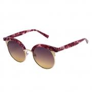 Óculos de Sol Hickmann Feminino Redondo HI3050
