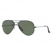 Óculos de Sol Ray-Ban Aviador Polarizado Médio Unissex RB3025L