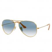 Óculos de Sol Ray-Ban Aviador Grande Unissex RB3025L