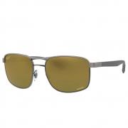 Óculos de Sol Ray-Ban Chromance Masculino Polarizado RB3660CH