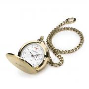 Relógio de Bolso Technos Unissex com Corrente 1L45B