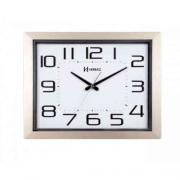 Relógio de Parede Herweg Decorativo Retangular 6449