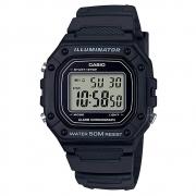 Relógio de Pulso Casio Standard Masculino W-218H