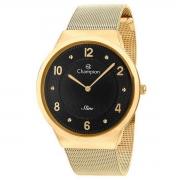 Relógio de Pulso Champion Slim Unissex CA21786
