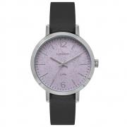 Relógio de Pulso Condor Feminino com Pulseira de Couro CO2035KY
