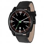 Relógio de Pulso Lince Masculino com Pulseira de Couro MRC4632L