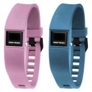 Relógio de Pulso Mormaii Fit+ Wristband Unissex Troca Pulseira MOBO39