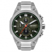 Relógio de Pulso Orient Masculino com Cronógrafo MBSSC211