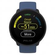 Relógio de Pulso Polar Unite SmartWatch com Monitoramento Cardíaco Unissex - P/G