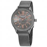 Relógio de Pulso Seculus Feminino com Pulseira Esteirinha 20841LPSVSS2