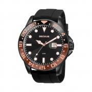 Relógio de Pulso Seculus Masculino 20902G