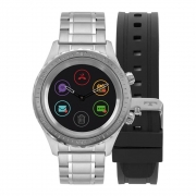 Relógio de Pulso Technos Connect Smartwatch Masculino P01AA