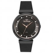 Relógio de Pulso Technos Elegance Crystal Feminino 2035MMY