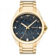Relógio de Pulso Technos Feminino Crystal 203AAA