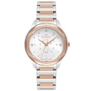 Relógio de Pulso Technos Feminino Elegance Crystal 2036MKI