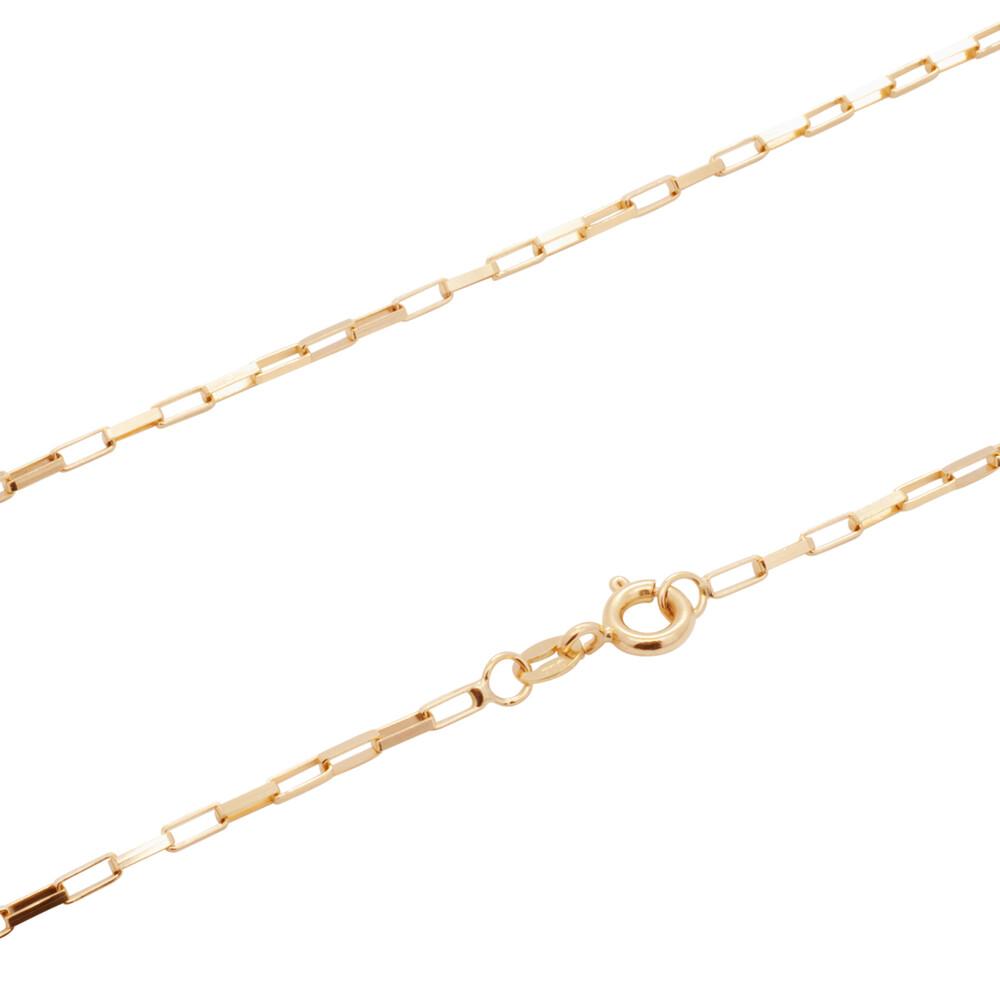 Corrente Ouro 18k Elo Cartier 60 cm