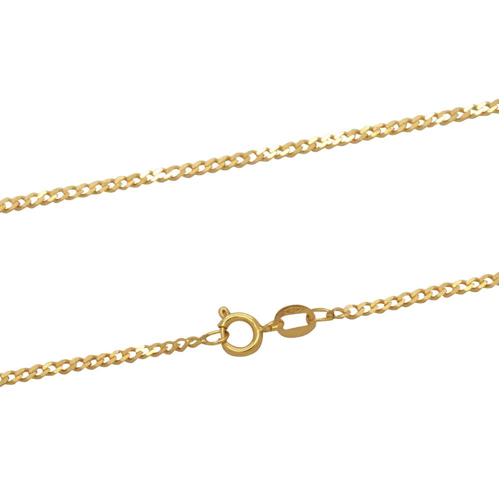 Corrente Ouro 18k Elo Groumet 60 cm