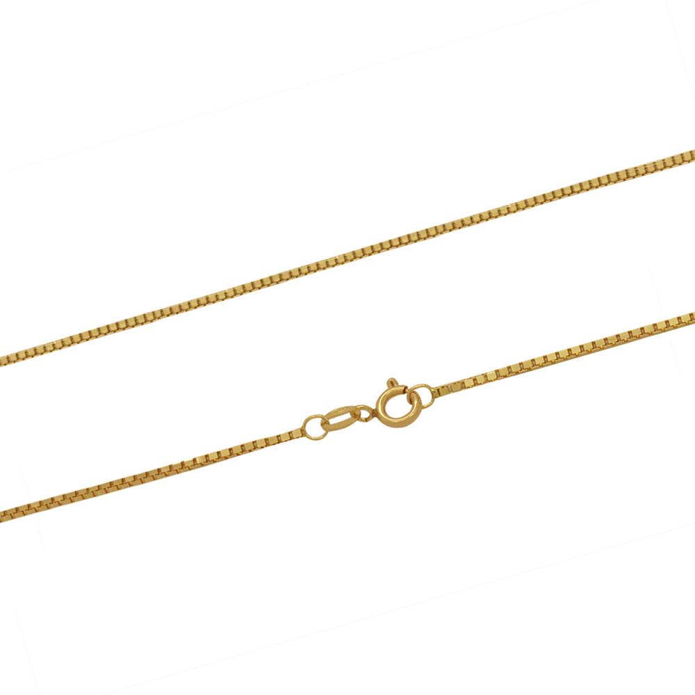 Corrente Ouro 18k Elo Veneziana 50 cm