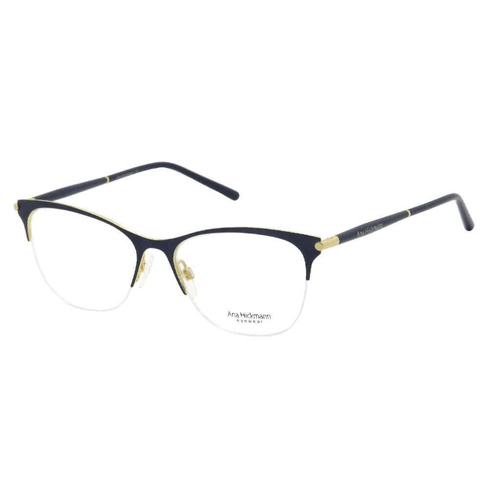 Óculos de Grau Ana Hickmann Feminino com Fio de Nylon AH1346