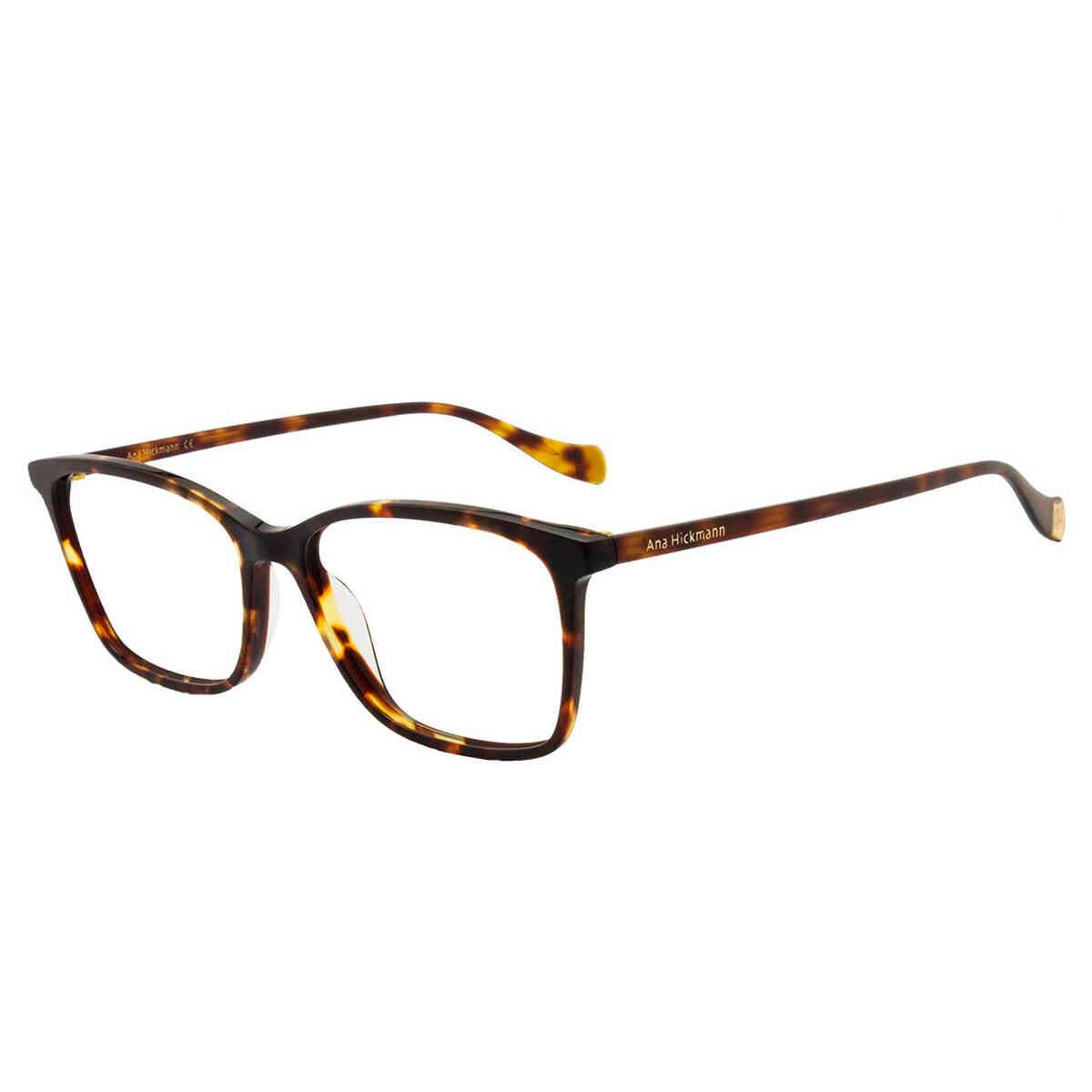 Óculos de Grau Ana Hickmann Slim Feminino AH6339