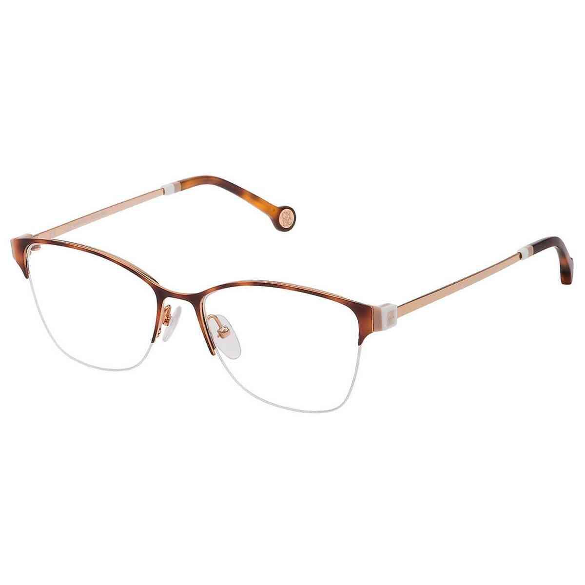 Óculos de Grau Carolina Herrera Feminino com Fio de Nylon VHE137
